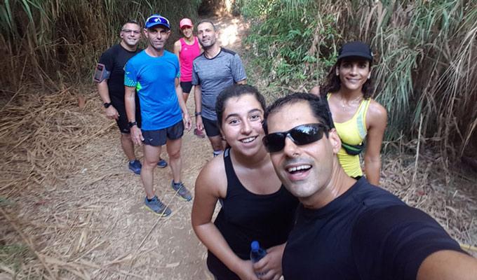 קבוצת ריצה בהוד השרון