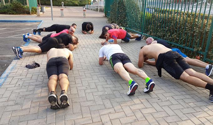 קבוצת ריצה בחולון